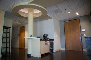 Patient beverage center
