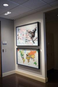 Patient map
